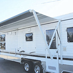 caravan awnings buy modern rv awnings online australia dometic