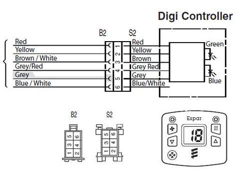 dh  d2 12v  24v 801 modulator